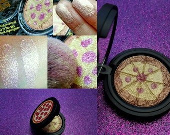 Pie In The Sky Pizza Rose gold Highlighter.We offer two shades now