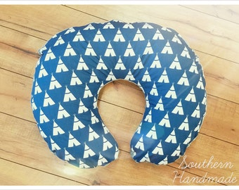 Boppy Cover with Zipper