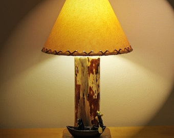 Parchment Wall Lamp Shades : Parchment lamp shade Etsy