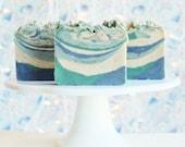 Silken Sea~ handcrafted Sea Clay soap