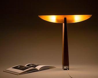 Wooden Lamp,wood Table Lamp, Light Fixture, Wooden Light Fixture, Veneer  Lamp