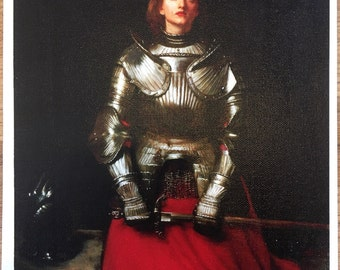 Joan of Arc Print
