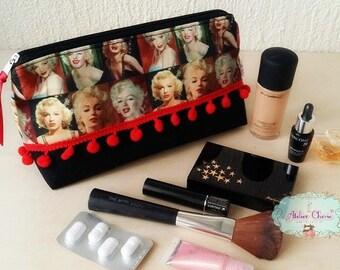 "Trousse à Maquillage ""Marilyn Monroe"""