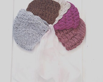 CodB10 Baby bonnet, girl bonnet, photo prop , baby photography