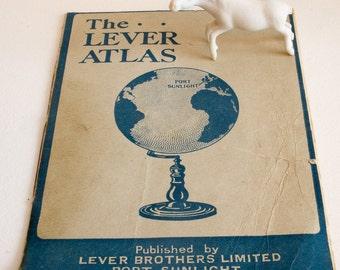 Vintage Lever Atlas
