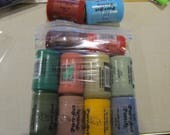 Purr-Fect Punch Needle Embroidery Yarn (12 NEW)