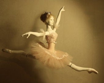 "Bjd Doll AURORA (New collection ""Ballet"")"