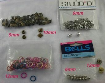 Add-on Piercings for Custom Ears