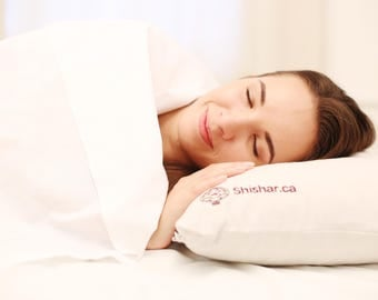 SHISHAR.CA - organic pillow for deep relaxation natural aromatherapy