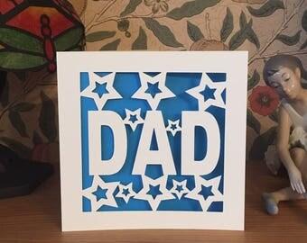 Papercut - Dad Card