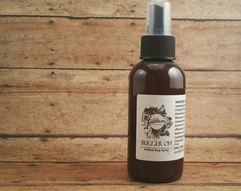 Herbal Bug Spray • Naturally • Ethically Crafted