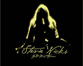 Gold Dust Woman - Stevie Nicks T-Shirt