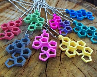 Pentagon Necklace V2