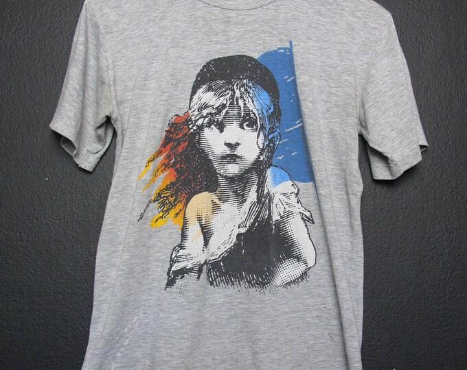 Les Miserables vintage Tshirt