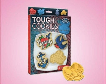 Tough Cookies Cookie Cutter Set