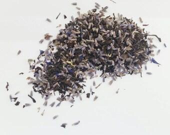 Lavender Earl Grey Loose Leaf Tea - Lavender Tea - Earl Grey Tea - Gift For Her - Gift For Mom - Gift for Girlfriend - Valentine's Day Gift