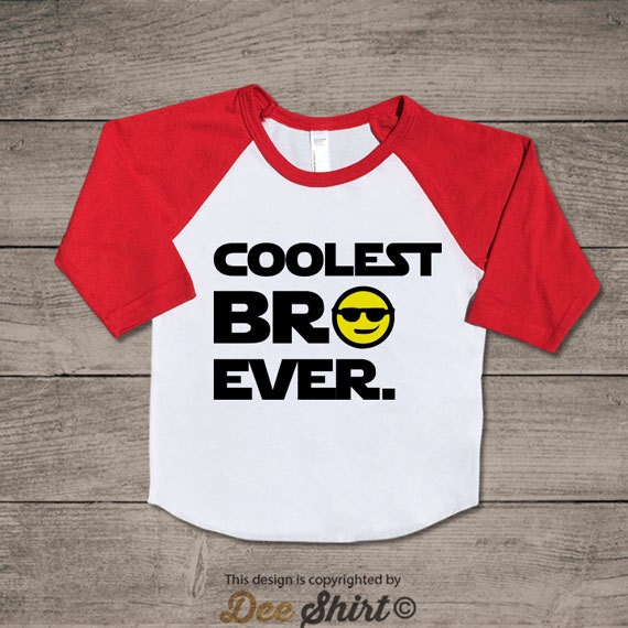 Big brother shirt; baby boy birthday t-shirt; best brother ever gift idea for kids; newborn son sibling tee; cool children toddler outfits