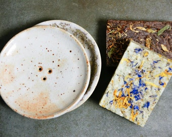 Soap and Soap Dish Collection
