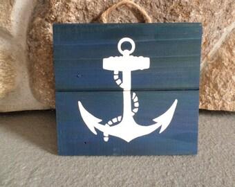 Anchor's Away!