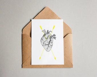 Heart | 10 x 15 cm print (SALE)