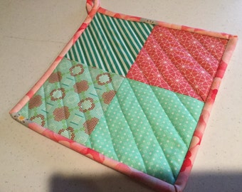 Pot Holders/Hot Pads Quilted
