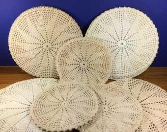 Hot Pad Cover Doilies