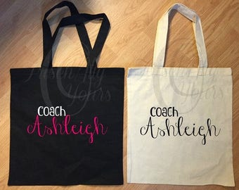 Coach Tote Bag / Beachbody Coach Bag / Advocare Coach