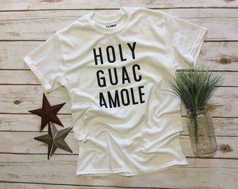 Holy Guacamole Tshirt