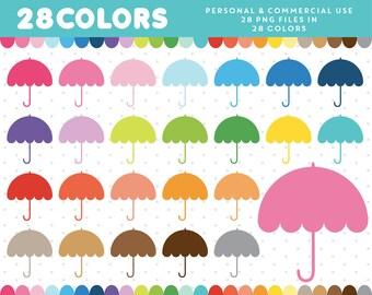 Umbrella Clipart, Umbrella Clip Art, PNG Umbrella, Umbrella Icons, Umbrella Scrapbooking, Digiscrapping, Umbrella icons, CL-39