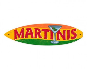 Martinis, Surfboard
