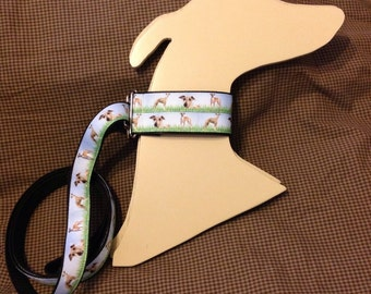 Whippet trim martingale walking all in one set