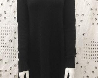 balenciaga / wool dress