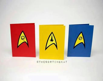 Star Trek Greeting Cards