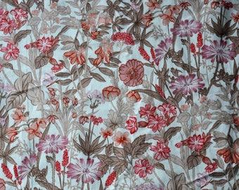 Jonelle Duracolour Esme fabric 1970s  floral unused
