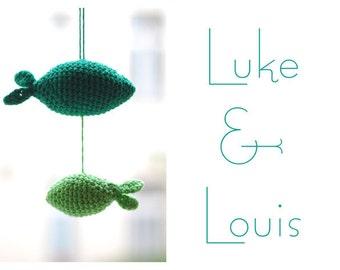 Mobile - fish hatch & Louis