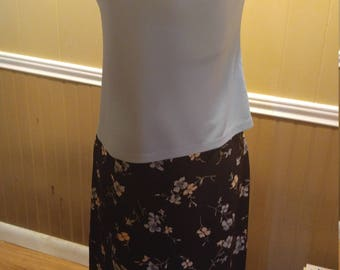 Casual Corner Annex Long Skirt Size P6