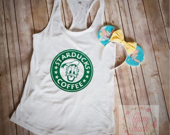 Starducks Coffee tank
