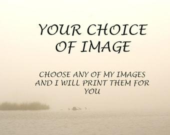 Fine Art Digital Photographic Print