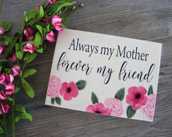 Mothers Day Gift - Mother Appreciation - Mother from Daughter Gift - Mom from Daughter - Gift for Mom - Gift for Mother - Gift from Daughter