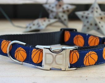 Basketball Dog Collars