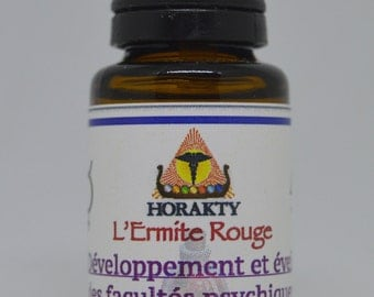 Alchemy : Élixir for the development and the awakening of psychic faculties - 15 mL