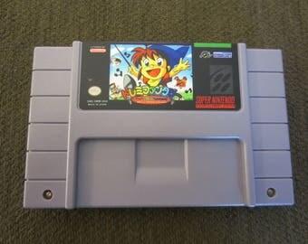 DoReMi Fantasy Super Nintendo SNES