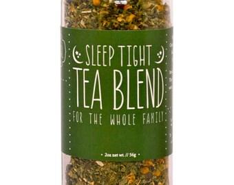 Herbal Tea, Sleep Tight, Organic, Sleep Remedies, Chamomile, Great for Kids