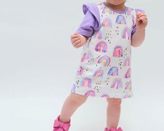 Bright Pink Bow Mocs | baby Mocs | Mocs | leather Mocs | baby gift | new born mocs | toddler mocs | flower girlshoes
