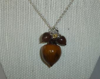 Acorn Necklace #75