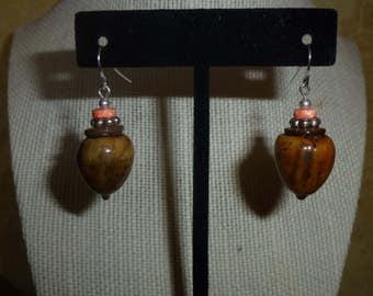 Acorn Earrings #37