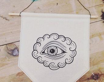 Mystic Eye Wall Pennant