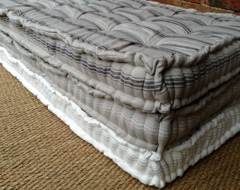 Day Bed Stack, Triple Decker, Set of 3 Guest Beds, Sofa Bed, Extra Seating, French Mattresses - Please Note- Full Price on Quotation