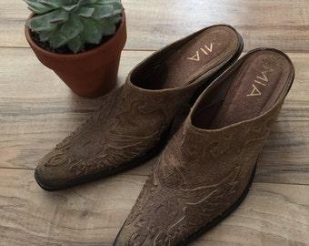 Vintage Mules