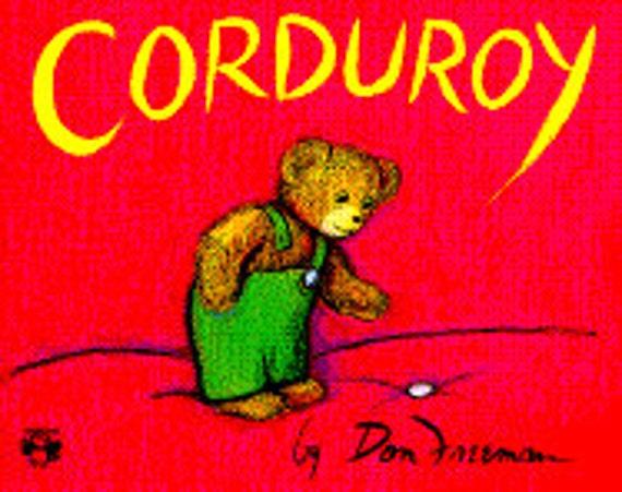 Corduroy ( Picture Puffin Books )